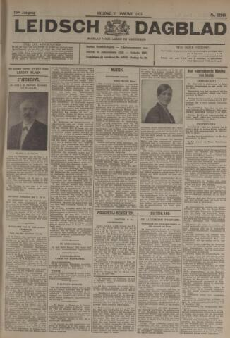 Leidsch Dagblad 1935-01-11