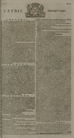 Leydse Courant 1725-05-07