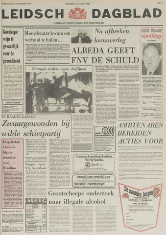 Leidsch Dagblad 1978-11-29