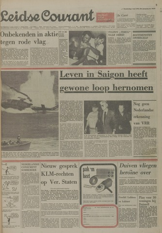Leidse Courant 1975-05-01