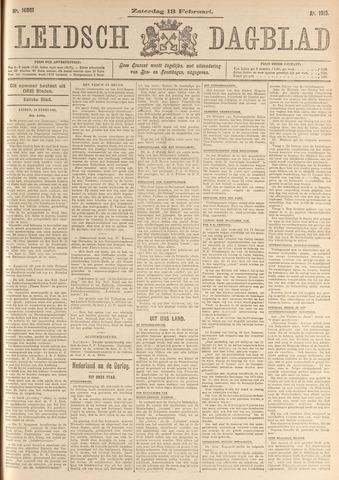 Leidsch Dagblad 1915-02-13