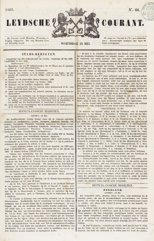 Leydse Courant 1869-05-19