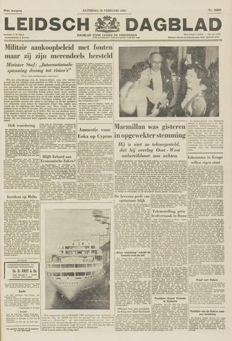 Leidsch Dagblad 1959-02-28
