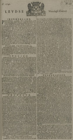 Leydse Courant 1740-02-08
