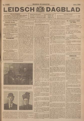 Leidsch Dagblad 1926-08-30
