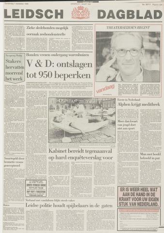 Leidsch Dagblad 1988-09-01