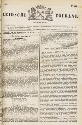 Leydse Courant 1883-05-12