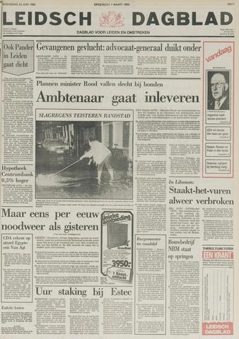 Leidsch Dagblad 1982-06-23