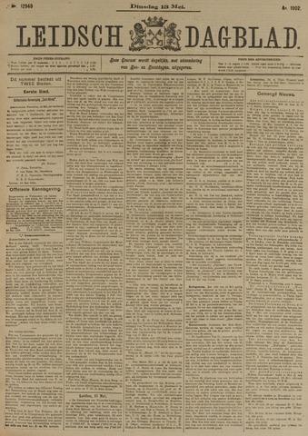 Leidsch Dagblad 1902-05-13