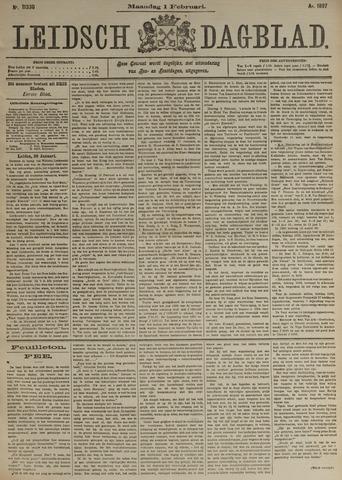 Leidsch Dagblad 1897-02-01