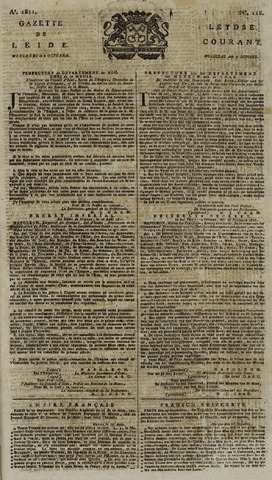 Leydse Courant 1811-10-02