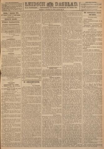 Leidsch Dagblad 1923-09-01
