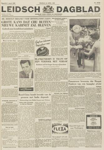 Leidsch Dagblad 1959-04-24