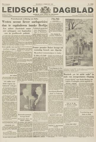 Leidsch Dagblad 1959-02-09