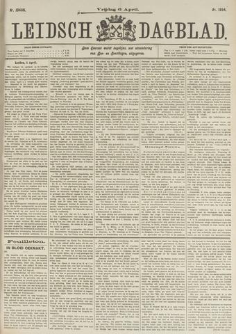 Leidsch Dagblad 1894-04-06