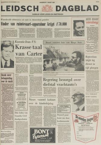 Leidsch Dagblad 1979-11-29