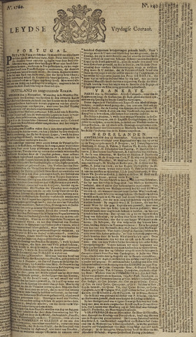 Leydse Courant 1760-11-21