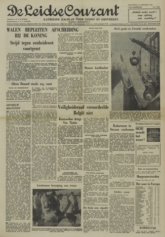 Leidse Courant 1961-01-16
