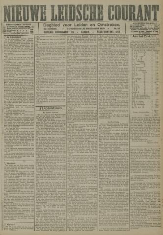 Nieuwe Leidsche Courant 1921-12-22