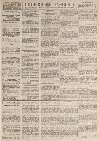 Leidsch Dagblad 1919-03-04