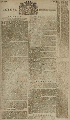 Leydse Courant 1767-01-19