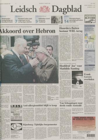 Leidsch Dagblad 1997-01-15