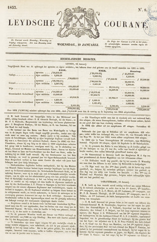 Leydse Courant 1853-01-19