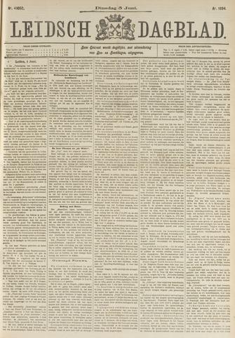 Leidsch Dagblad 1894-06-05