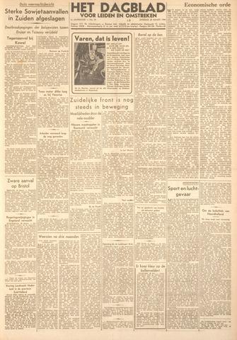 Dagblad voor Leiden en Omstreken 1944-03-28