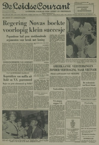 Leidse Courant 1965-08-03