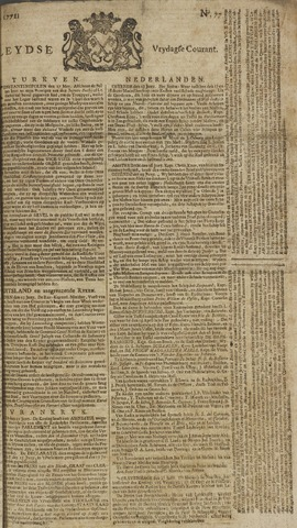 Leydse Courant 1771-06-28