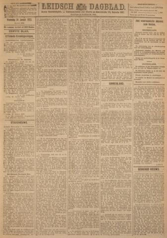 Leidsch Dagblad 1923-01-24