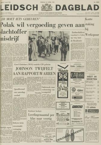 Leidsch Dagblad 1970-04-24