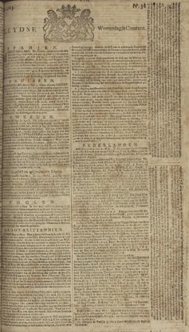 Leydse Courant 1765-05-15