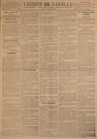 Leidsch Dagblad 1923-01-04