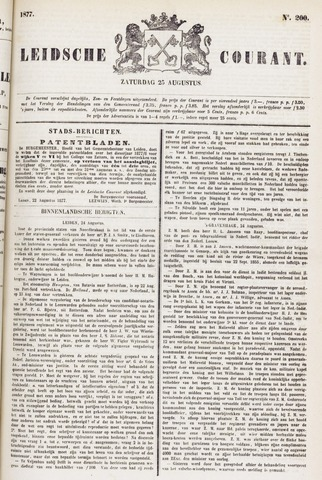 Leydse Courant 1877-08-25