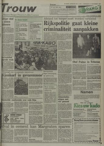 Nieuwe Leidsche Courant 1980-11-19
