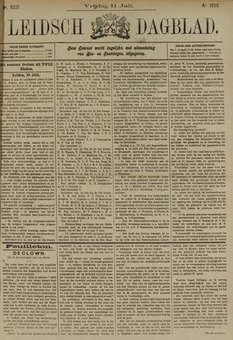 Leidsch Dagblad 1890-07-11