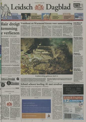 Leidsch Dagblad 2004-01-27