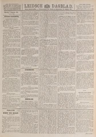Leidsch Dagblad 1919-08-04