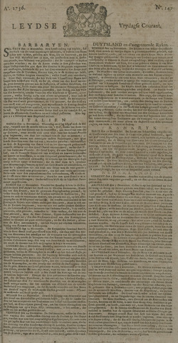 Leydse Courant 1736-12-07
