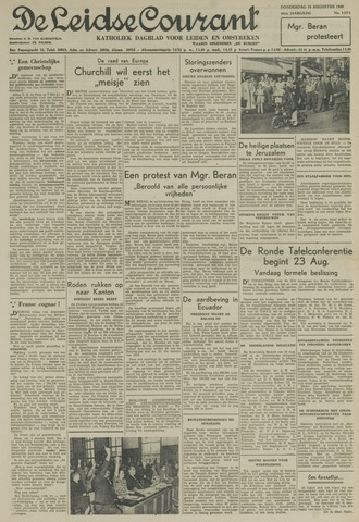 Leidse Courant 1949-08-18