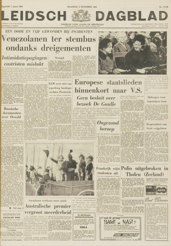 Leidsch Dagblad 1963-12-02