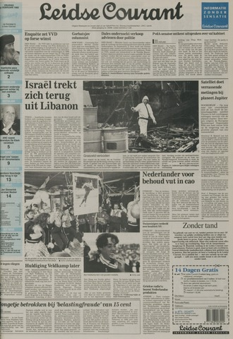 Leidse Courant 1992-02-21