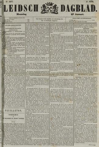 Leidsch Dagblad 1873-01-27