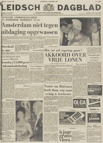 Leidsch Dagblad 1967-10-07