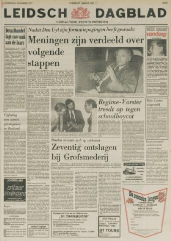 Leidsch Dagblad 1977-11-05