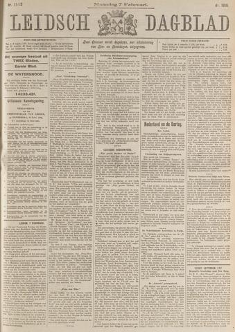 Leidsch Dagblad 1916-02-07