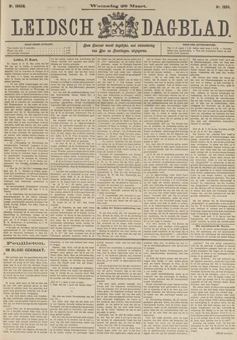 Leidsch Dagblad 1894-03-28
