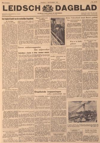 Leidsch Dagblad 1947-09-05